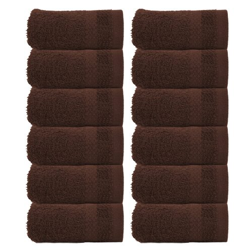 Economy Color Washcloths / Face Towels