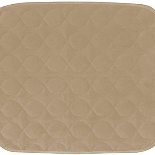HYGIENX Premium Chair Pad – 20×20 Inches (3 Pack, Beige)