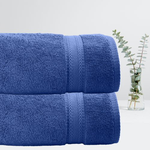 Luxury Spa Color Hand Towels 16″x27″