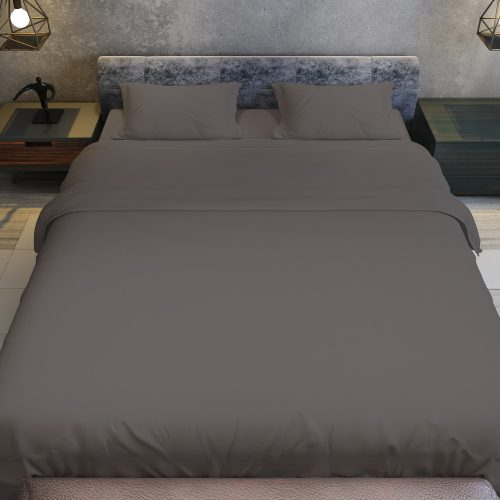 Luxury Color Bed Sheet Set – Queen