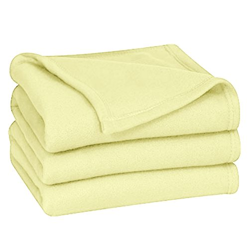 Premium Polyester Polar Fleece Blanket
