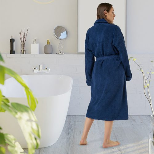 Cotton Unisex Terry Bath Robes