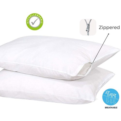 Pillow Protector Zippered