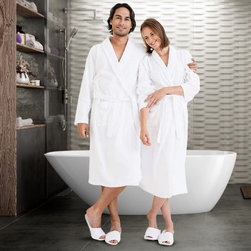 Everest Cotton Terry Bath Robes