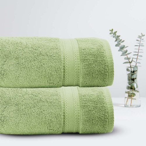 Luxury Towels Set, 2 Bath 2 Hand 2 Face Towels